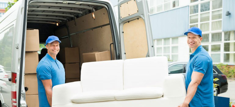 Removals in Perth