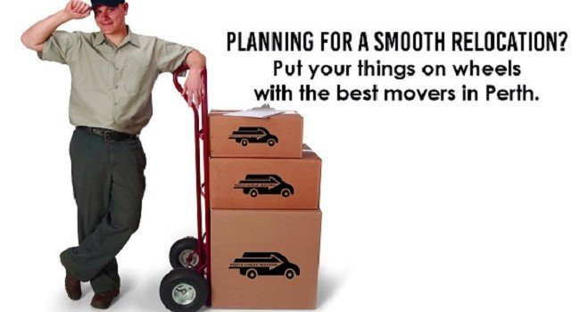 Hiring professional movers to move items like furniture