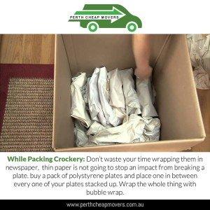 Crockery Removal