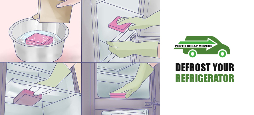 Defrost Your Refrigerator