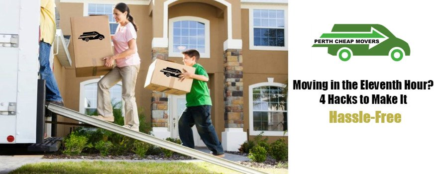 hacks to make moving hassle-free