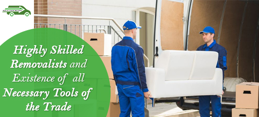 highly skilled removalists