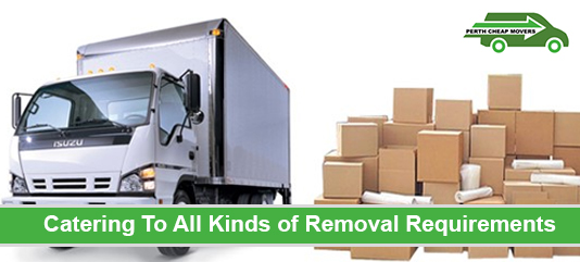 removal requirements
