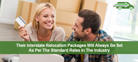 Interstate Relocation Packages