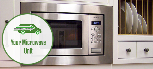 microwave removal