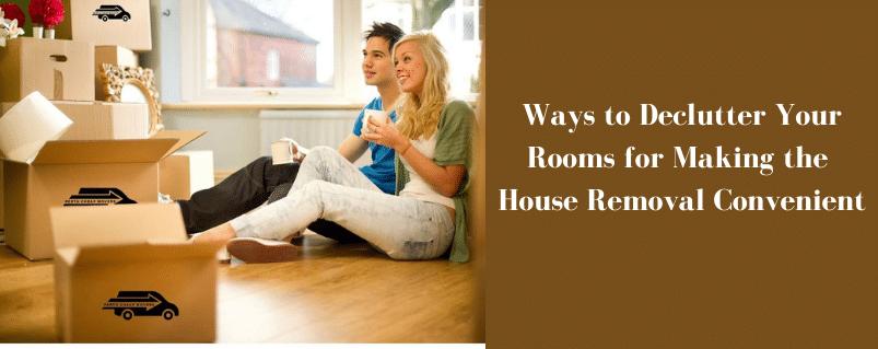 House Removal Convenient