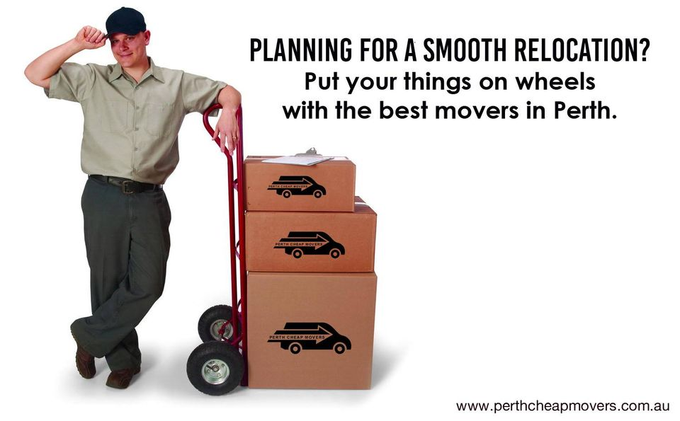Best Movers in Perth