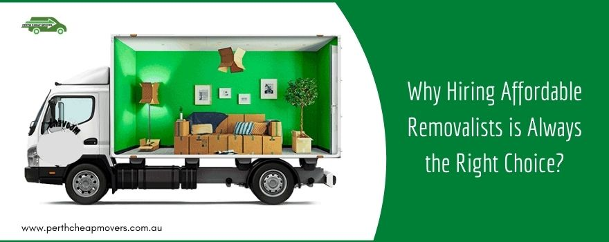 Affordable Removalists